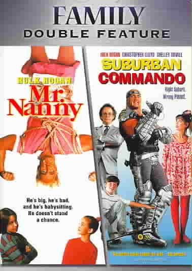 MR. NANNY/SUBURBAN COMMANDO BY REYNOLDS,BURT (DVD)